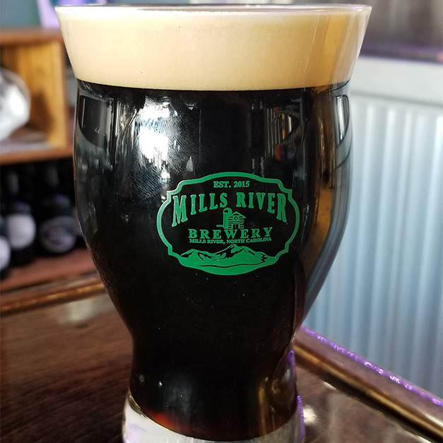 Mullinax Dry Irish Stout